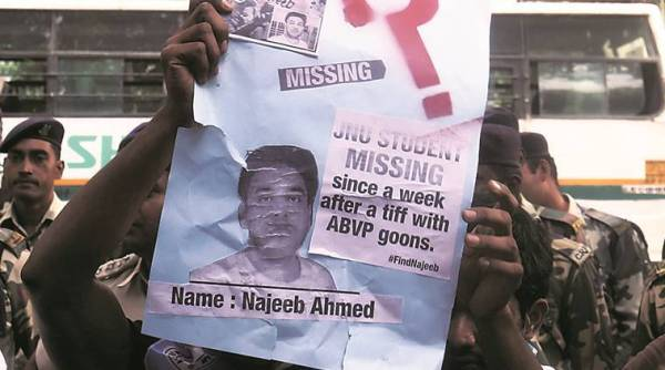 najeeb ahmad, Delhi High Court, Missing Najeeb, najeeb ahmad missing, where is najeeb ahmad, najeeb ahmad JNU, najeeb ahmad CBI, JNU