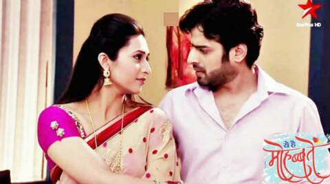 Yeh Hai Mohabbatein 19h March 2017 full episode written update: Raman comes to know about kidnapper Gulabo   Entertainment News.The Indian Express