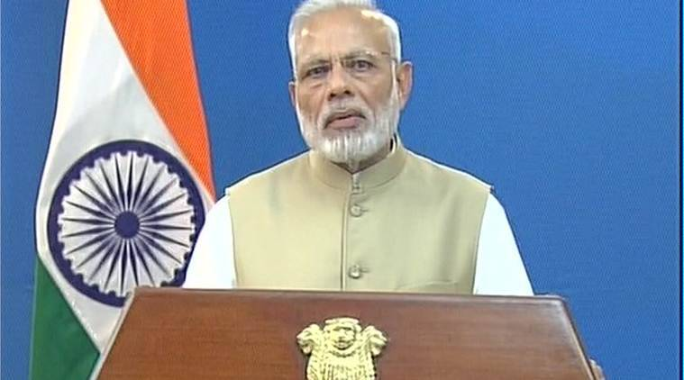 Image result for modi address to the nation on demonetisation