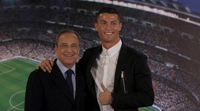 Image result for New Real Madrid contract will not be my last – Ronaldo