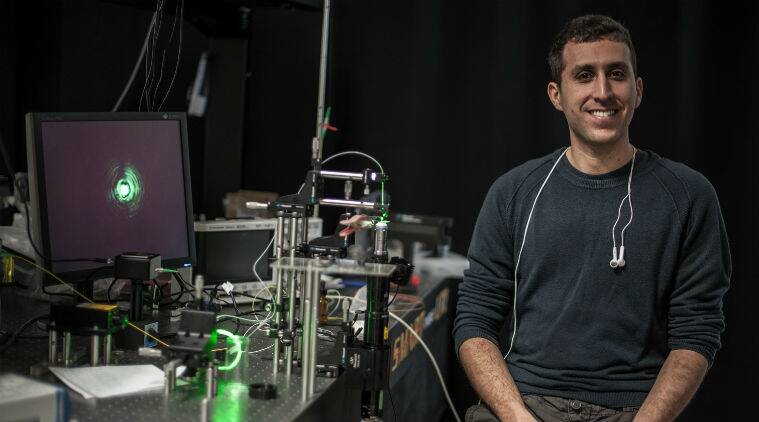 Image result for First 'Water-Wave Laser' Created