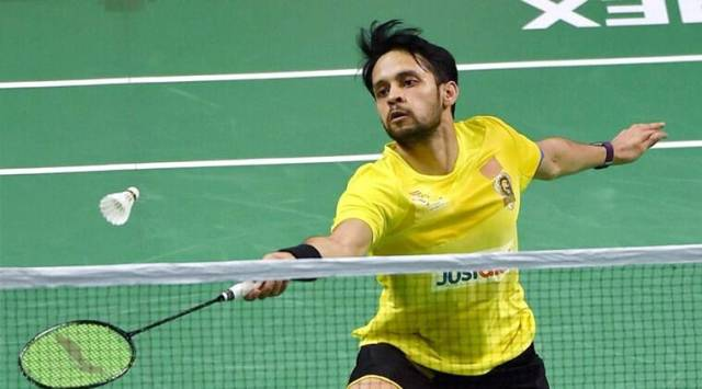 parupalli kashyap, hs prannoy, manu attri, sumeeth reddy, indian badminton badminton news, sports news, indian express