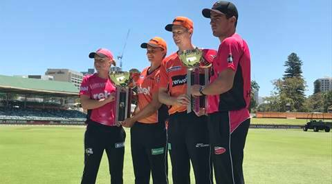 Big Bash League Final: When and where to watch Perth ...