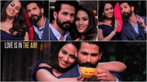 Koffee With Karan Season 5: Shahid Kapoor, Mira Rajput made Karan Johar blush with theirPDA