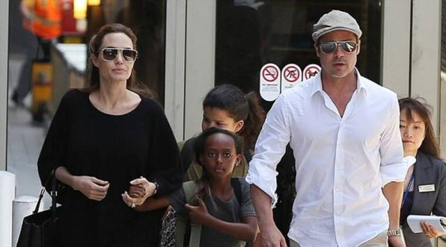 Angelina Jolie might lose primary custody of her six children