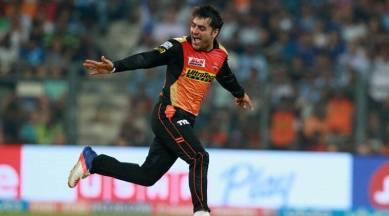 Image result for SRH beats rr rashid nd shakib