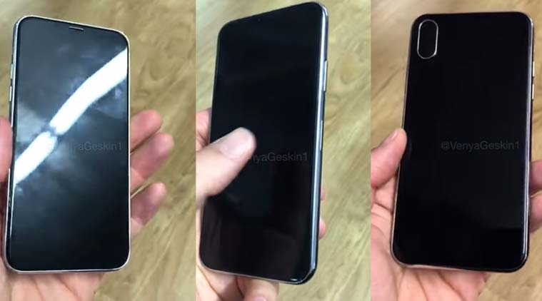 Image result for Leaked Photo Of Iphone 8, See What It Looks Like!