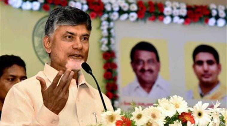 Chandrababu Naidu, Chandrababu Naidu government, Andhra Pradesh, Andhra Pradesh public distribution system, CPI(M), indian express