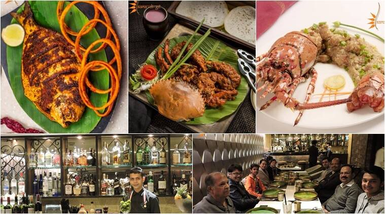 food, healthy food, Delhiites and food, west coast cuisine, coastal food, food for buds, best restaurant in Delhi, new restaurant in Delhi, family and food, sana-di-ge, indian express, indian express news