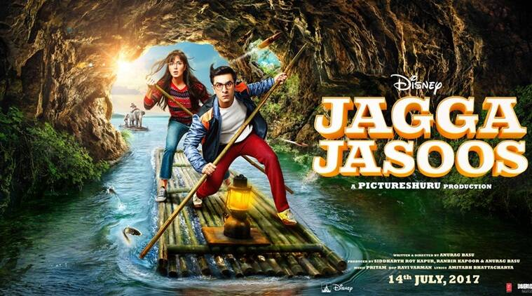 Image result for jagga jasoos poster