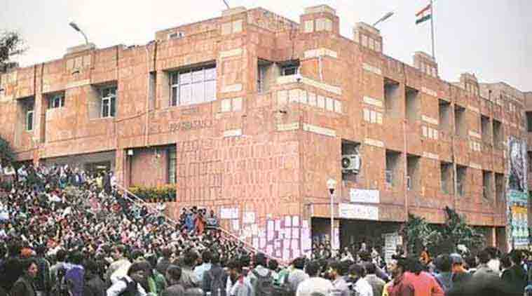 JNU, jnu.ac.in, JNU, Admissions, JNU Admissions 2017, JNU entrance test, JNU Teachers Association, JNU examination pattern, JNU news, education news, indian express news