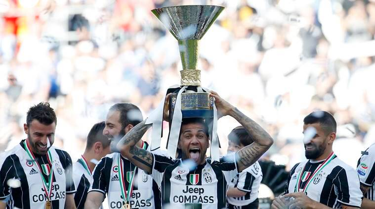 Image result for juve serie a champions 2017