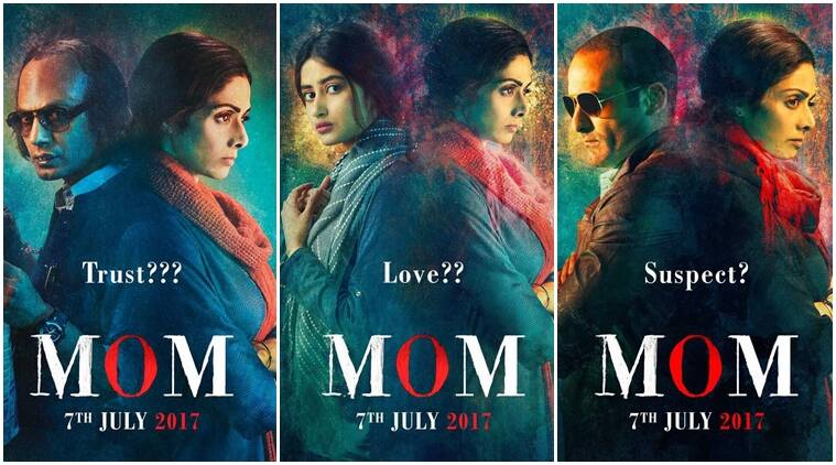 Image result for mom poster sridevi