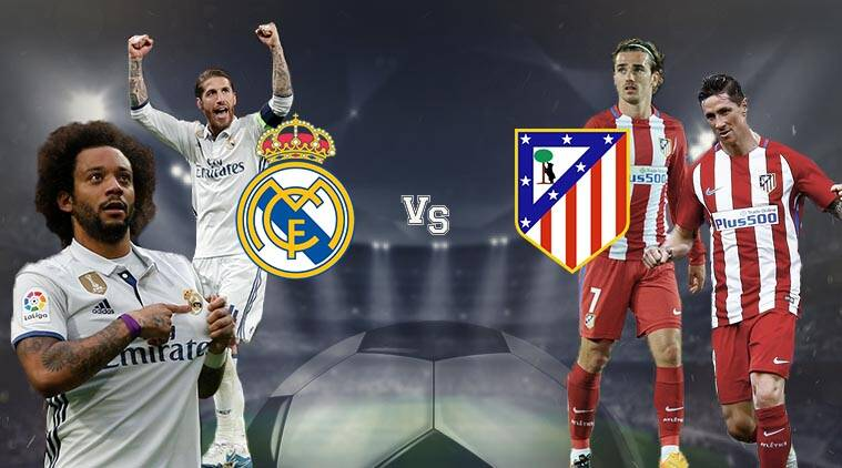Real Madrid Vs Atletico Madrid Live Champions League
