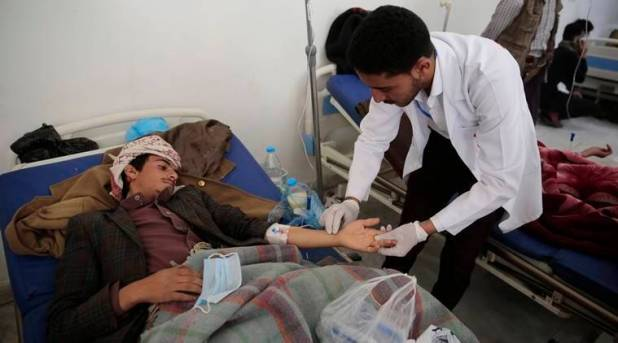 Image result for Yemen declares state of emergency in Sanaa over cholera