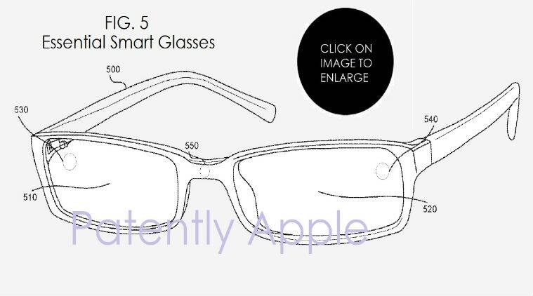 Andy Rubin, Andy Rubin smart glasses, Essential smart glasses,Google Glass, Snapchat Spectacles