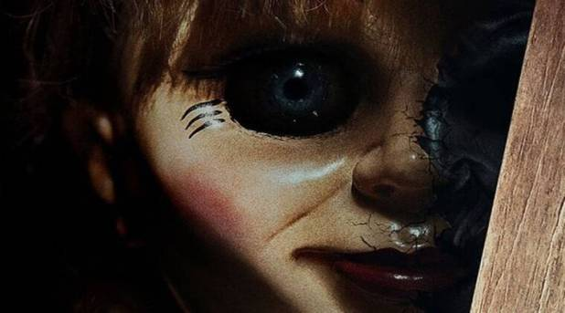 annabelle 2 trailer, annabelle creation trailer, annabelle creation, annabelle 2 image