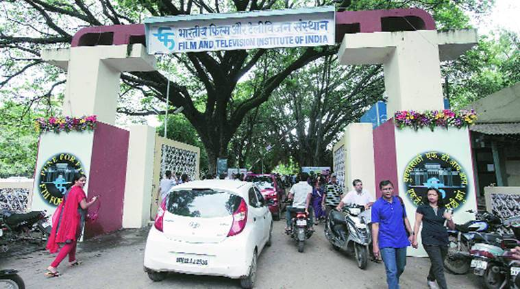 FTII admissions, goof-ups in FTII admission, FTII pune, FTII Director Bhupendra Kainthola, eductation news, indian express news