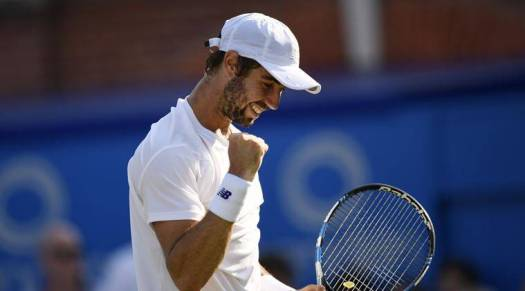 Queen's Club: Jordan Thompson in dreamland after stunning ...