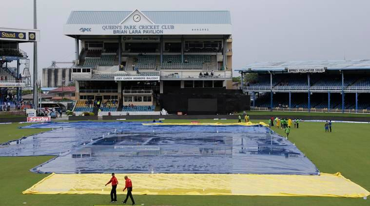 India Vs West Indies 1st Odi Match Called Off Due To Rain Sports News The Indian Express