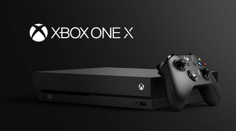 E3 2017 Microsoft Unveils Xbox One X The Most Powerful Console Ever Technology News The