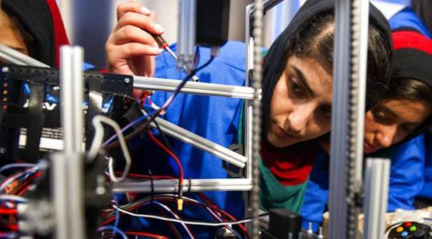 Afghanistan women's robotics team, robotics, visa ban
