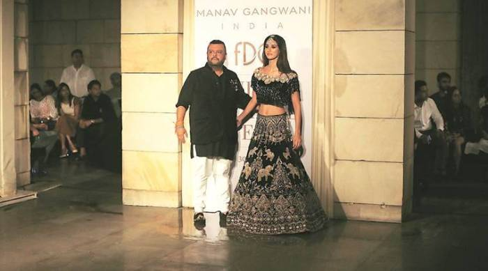 Manav Gangwani, India @70, Disha Patani, Delhi fashion news, India fashion news, India news, National news, Latest news, India Express news