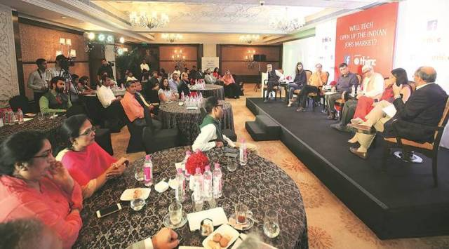 Bibek Debroy, Thic Indian express discussion, Thinc IE, Digital economy, Job creation, India news, latest news