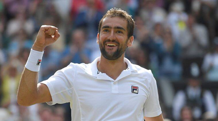 Image result for marin cilic wimbledon 2017