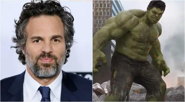 mark ruffalo, hulk, the incredible hulk