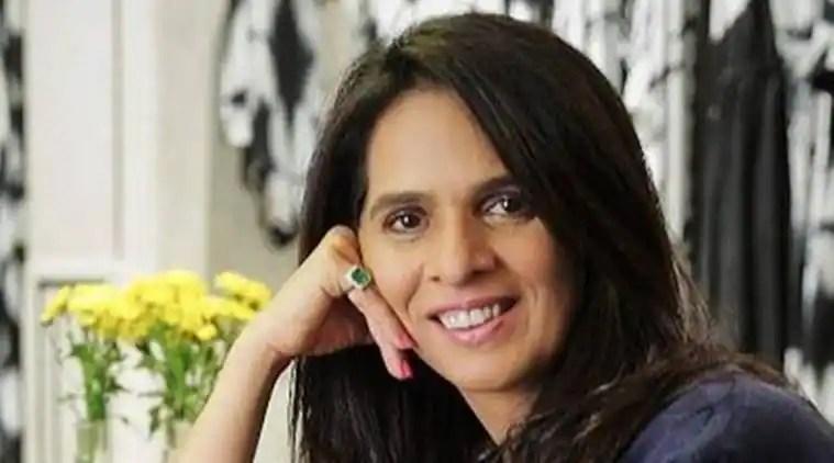 Women entrepreneurs, Anita Dongre, Women Fashion Designer Anita Dongre, Fashion News, Latest Fashion News, Indian Express, Indian Express News
