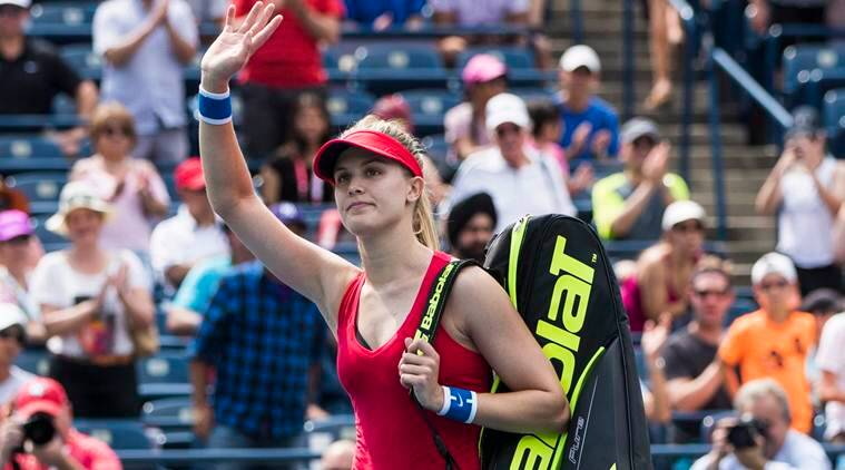 Eugenie Bouchard, rogers cup, canada tennis