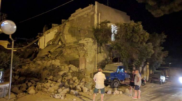 Image result for ischia earthquake