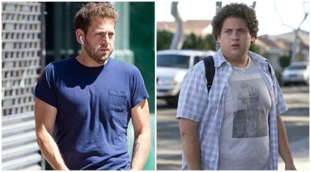 Have you seen Jonah Hills new look? See his then and nowphotos