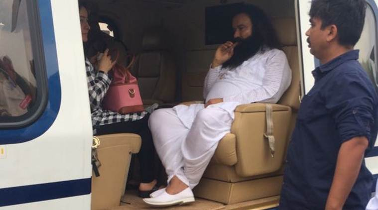 Gurmeet Ram Rahim sentencing live updates: Army, paramilitary forces conduct flag marches in Rohtak, decision at 2:45 pm