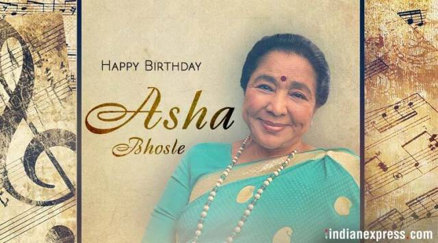 Asha Bhosle at 84: The Bollywood legend who was once the perennial Number 2 (after Lata Mangeshkar) is second to none today