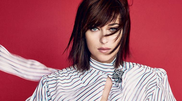 Fifty Shades Of Grey Actor Dakota Johnson Fame Is A Scary