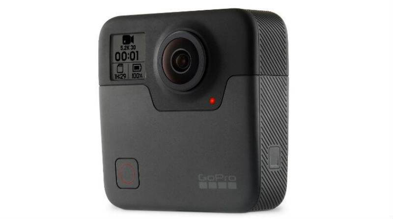 GoPro, GoPro Hero6 Black, GoPro Fusion, GoPro Hero6 Black price in India, GoPro Hero6 Black features,