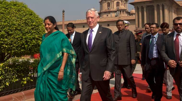Hope India-US defence ties conducive to regional peace: China