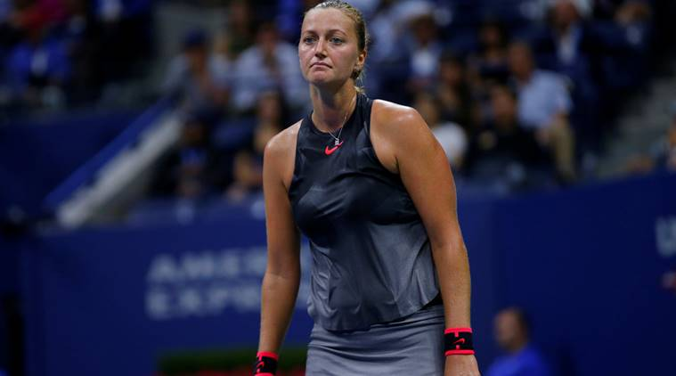 Petra Kvitova out of US Open but back on the big stage