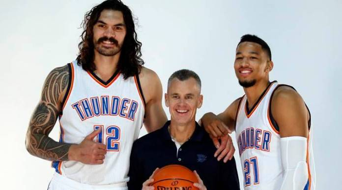 Oklahoma City Thunder, NBA, NBA basketball