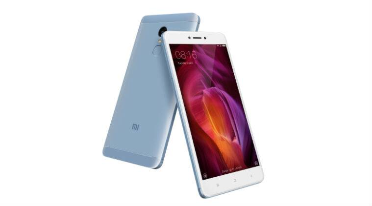 Xiaomi Redmi Note 4 Lake blue edition launched in India at Rs 12,999
