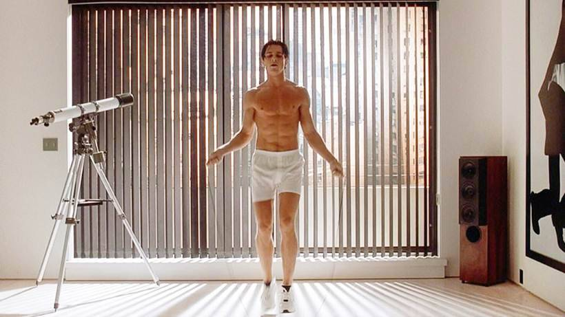 American Psycho Christian Bale Weight