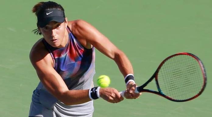 Caroline Garcia, Wuhan Open, Martina Hingis, Ashleigh Barty, tennis, sports news, indian express
