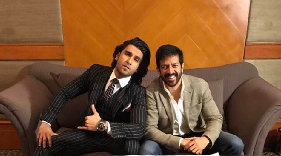 Image result for I'm really fond of Ranveer Singh, says 1983 director Kabir Khan