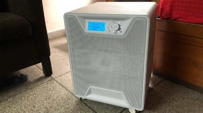 The Airgle A600 PurePal air purifier brands itself as the Rolls Royce of air purifiers but this is how it stands