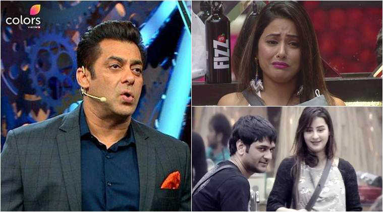 Bigg Boss 11 November review: Of Hina Khan's claptrap and changing friendships inside the house