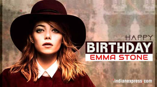 Happy birthday Emma Stone: As she turns 29, heres a look at some of her outstandingperformances