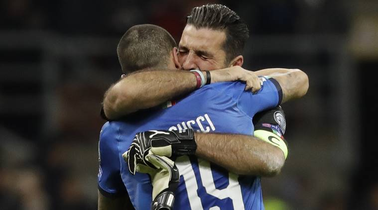 Image result for italy fail to qualify for world cup 2018