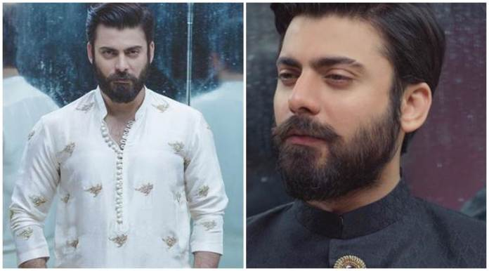 Fawad Khan turns model see latest photos